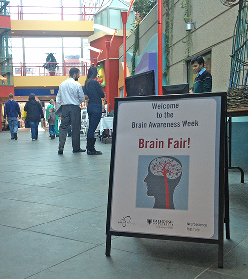 Pic 1 - Brain Fair